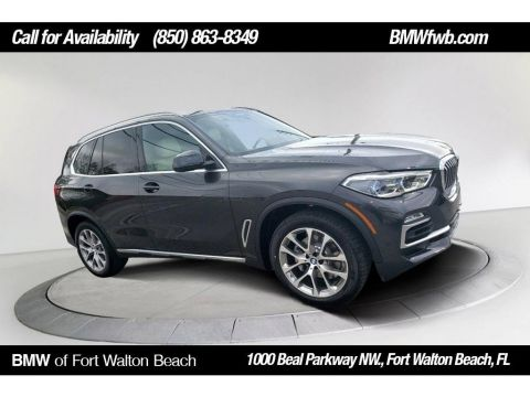 New 2020 BMW X5 xDrive40i AWD Sport Utility