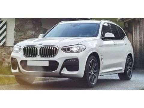 New 2020 BMW X3 PHEV xDrive30e All Wheel Drive Sport Utility
