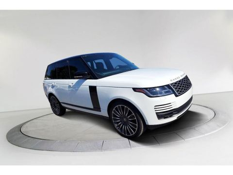 2018 Land Rover Range Rover Driver Pro Pkg/22in wheels