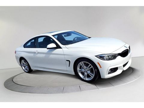 Pre-Owned 2019 BMW 4 series 430i RWD 2dr Car