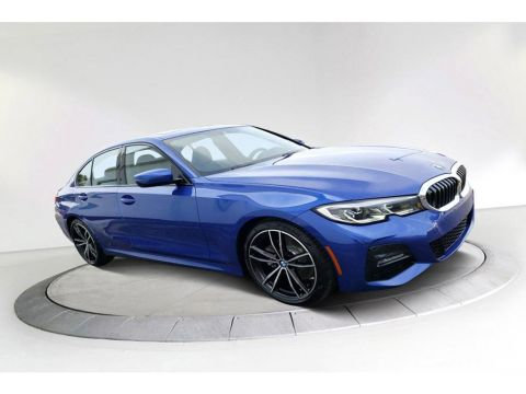 Pre-Owned 2019 BMW 3 series 330i RWD 4dr Car
