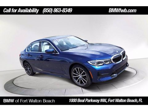 2019 BMW 3 series Sport Line, **Executive Demo**