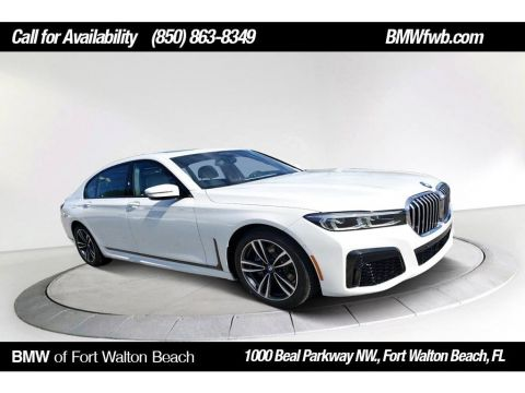 New 2020 BMW 7 series 740i RWD 4dr Car