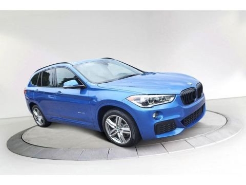 Pre-Owned 2017 BMW X1 sDrive28i FWD Sport Utility