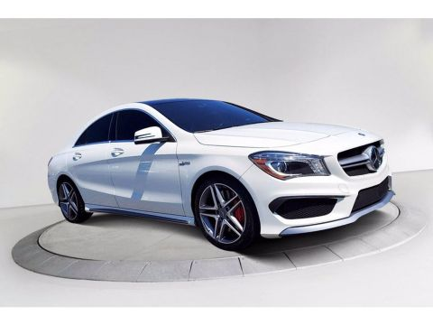 2016 Mercedes-Benz CLA CLA45 AMG® 4Matic